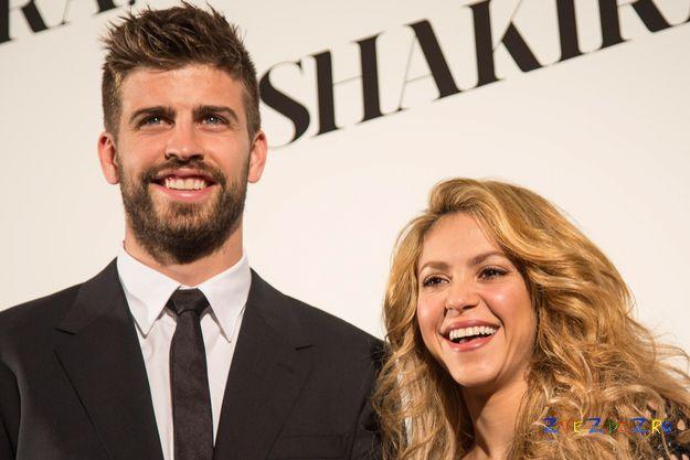 Шакира родила Жерару Пике второго сына
