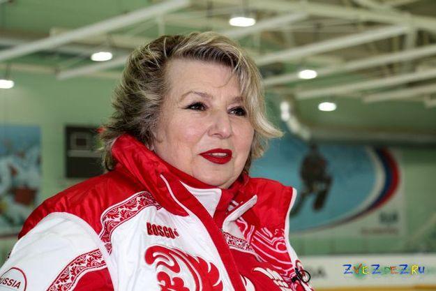 Татьяна Тарасова намерена подать в суд на мошенников