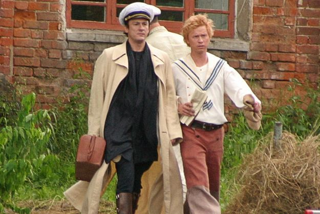 Олег Меньшиков и Никита Татаренков