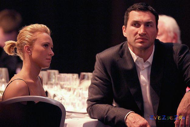 Владимир Кличко не горит желанием жениться на Хайден Панеттьери