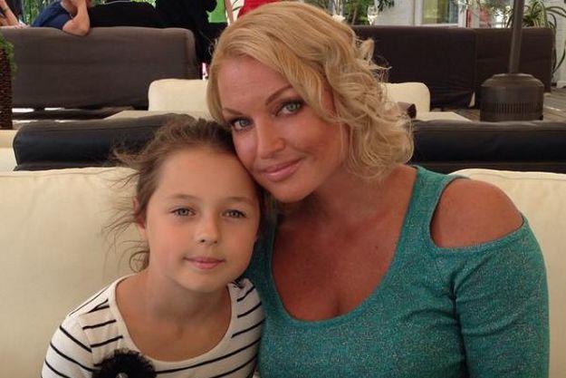 Анастасия Волочкова с дочерью Ариадной