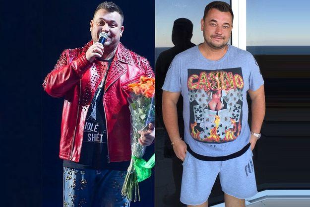 Сергей Жуков сбросил 10 килограммов лишнего веса