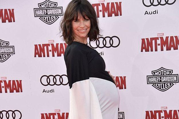 Эванджелин Лилли беременна вторым ребенком