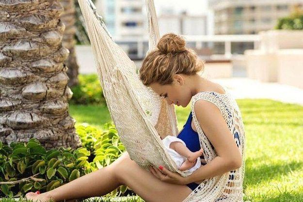 Яна Соломко опубликовала нежное фото с дочкой