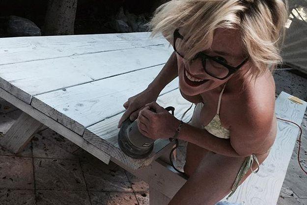Шэрон Стоун продемонстрировала тело в бикини