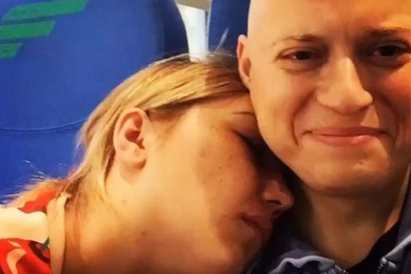 Андрей Гайдулян и Диана Очилова