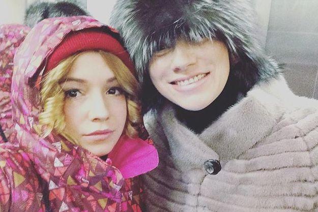 Дочь Розы Сябитовой встретила Новый год без супруга