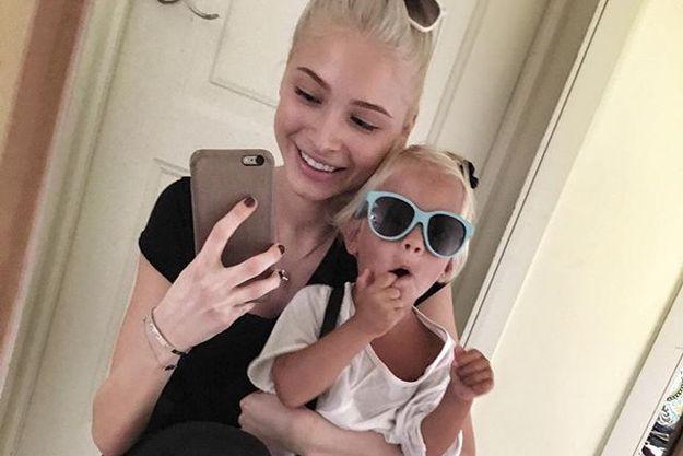 Алена Шишкова прилетела к дочери в Доминикану
