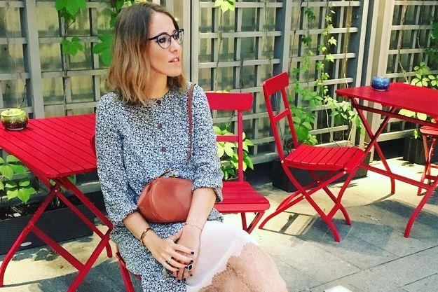Ксения Собчак высмеяла слухи о том, что она беременна не от Максима Виторгана