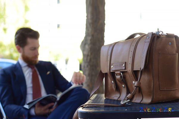 Выбор оригинальной мужской сумки