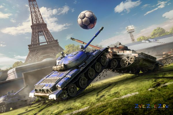 World of tanks — лучшая многопользовательская онлайн-игра