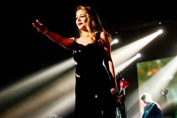Во время концерта Тины Кароль в Кременчуге произошла драка
