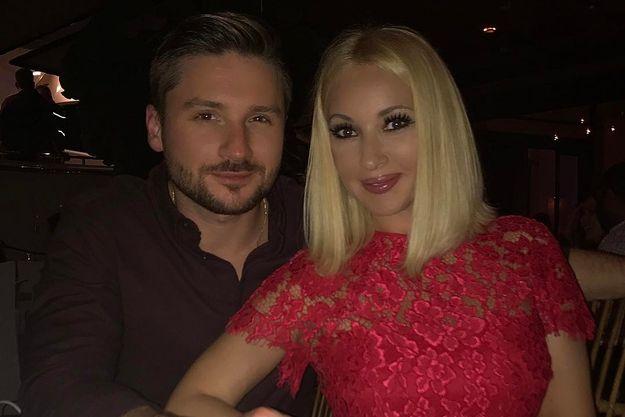 Сергей Лазарев встретил Старый Новый год с Лерой Курдявцевой