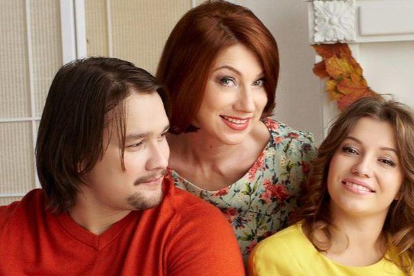 Роза Сябитова показала фото с повзрослевшими детьми