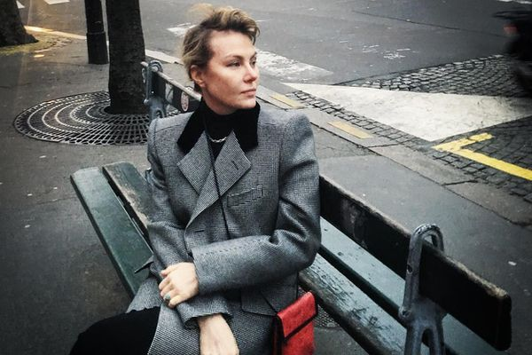 Рената Литвинова показала честное фото без макияжа