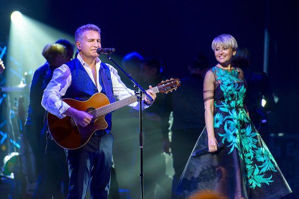 Агутин и Варум поскандалили на сцене во время концерта в Ульяновске