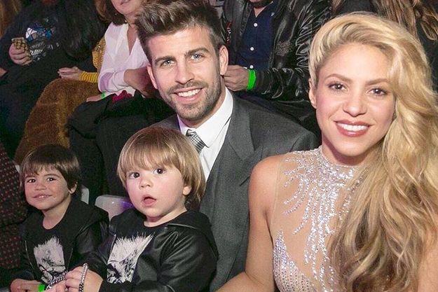 Шакира выходит замуж за Жерара Пике