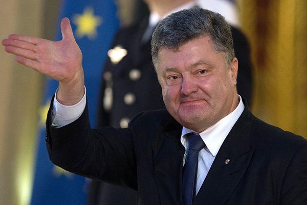 Петр Порошенко прокомментировал скандальное фото сына
