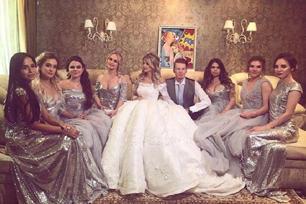 Свадьба Никиты Преснякова воссоединила звездное семейство