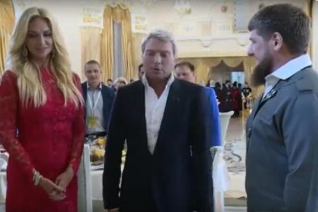 Николай Басков сделал предложение Виктории Лопыревой