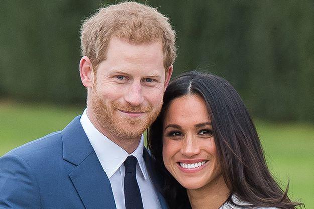 Об итории любви принца Гарри и Меган Маркл снимут фильм