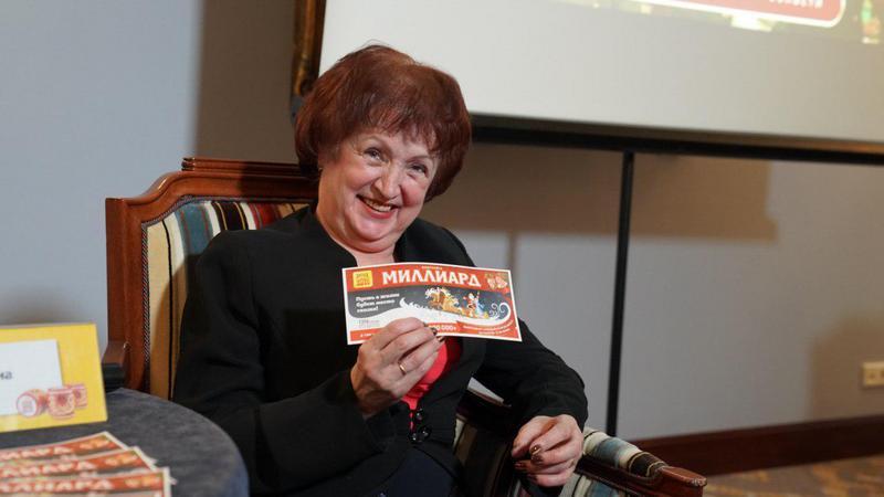 Выигравшая в «Русском лото» 500 млн рублей пенсионерка из Санкт-Петербурга рассказала, как изменилась ее жизнь