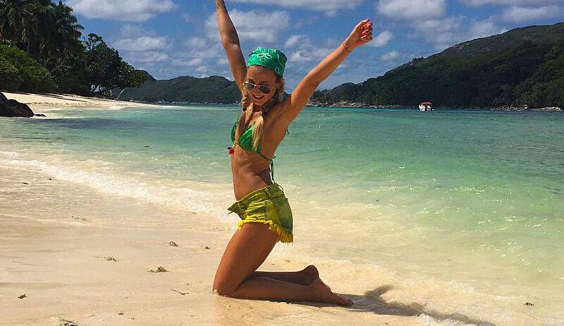 В огне: Ольга Бузова сняла в Таиланде эксклюзивное видео на свой новый сингл