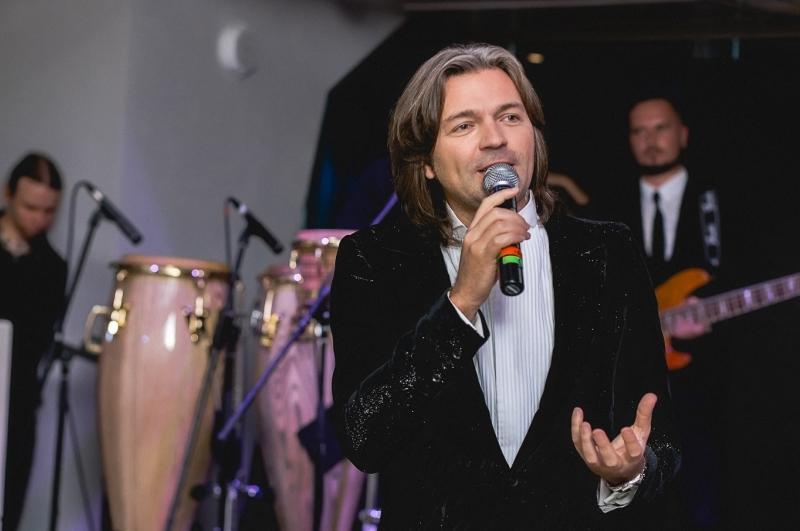 Дмитрий Маликов с размахом отметит 50-летний юбилей