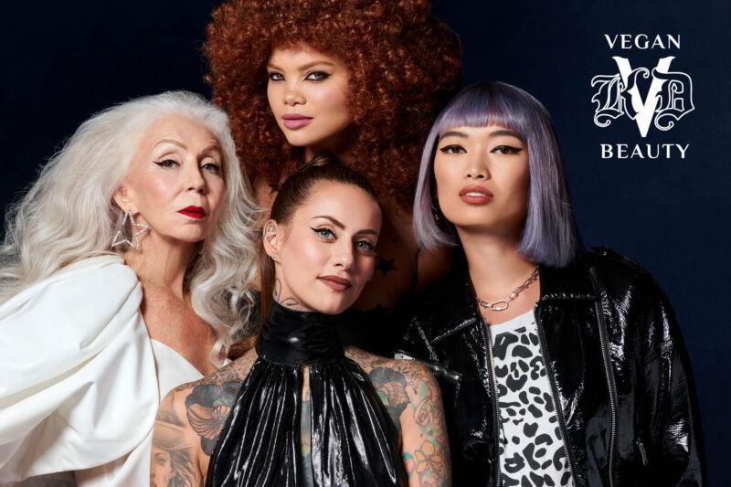 KVD Vegan Beauty представляет CAT EYES FOR ALL – новую рекламную кампанию