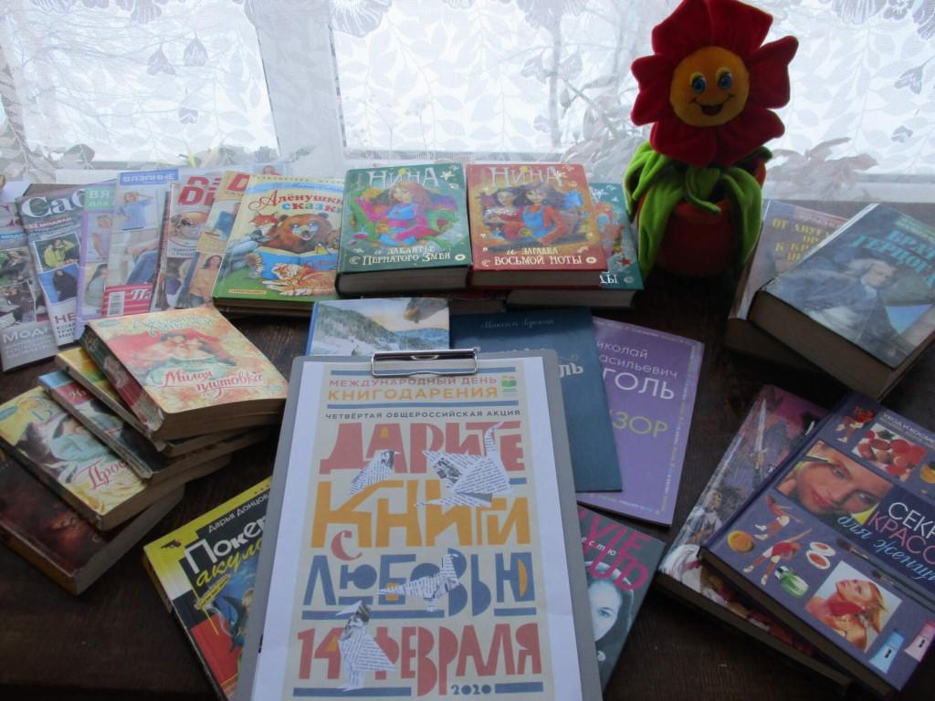 В регионы отправится 170 тыс. книг