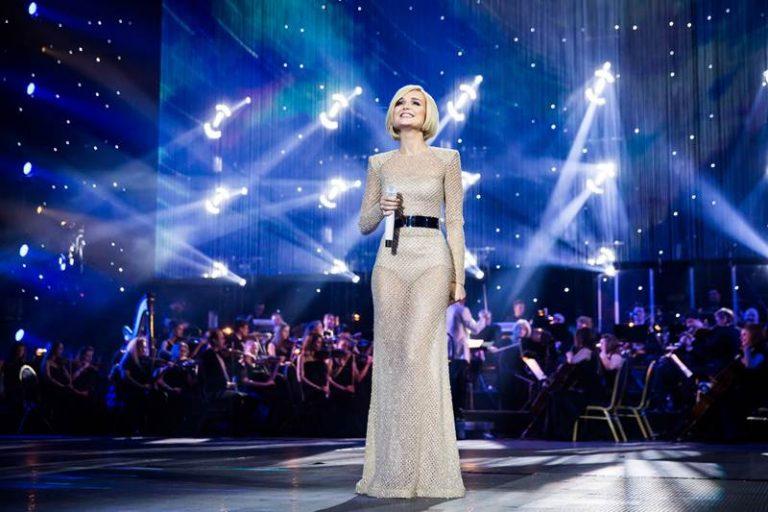 Песню Михаила Гуцериева в исполнении Полины Гагариной на VK Fest послушали более 30000000 человек