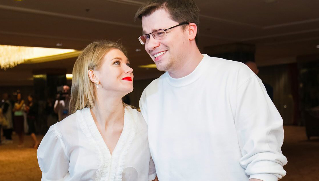 Гарик «Бульдог» Харламов и Кристина Асмус объявили о разводе