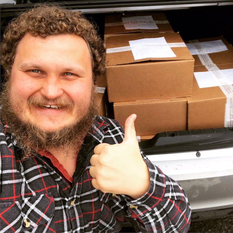 Сыровар Олег Сирота заявил о том, что он полностью поддерживает законопроект о нестационарной торговле
