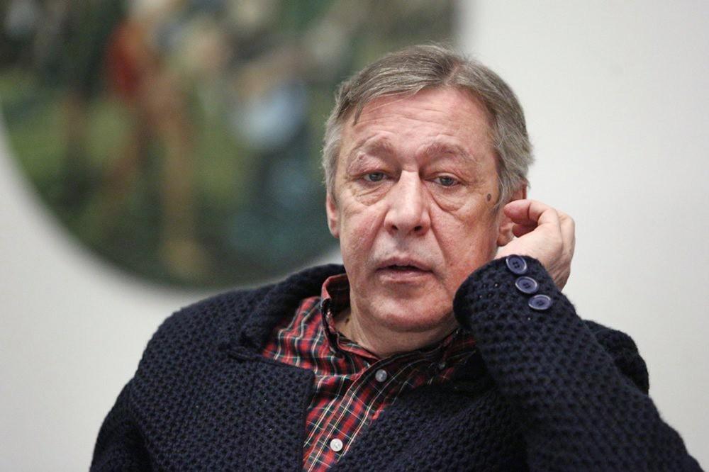 Михаил Ефремов пережил сердечный приступ