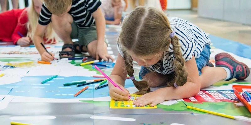 Этим летом 14 московских парков подготовили множество бесплатных занятий для детей и подростков