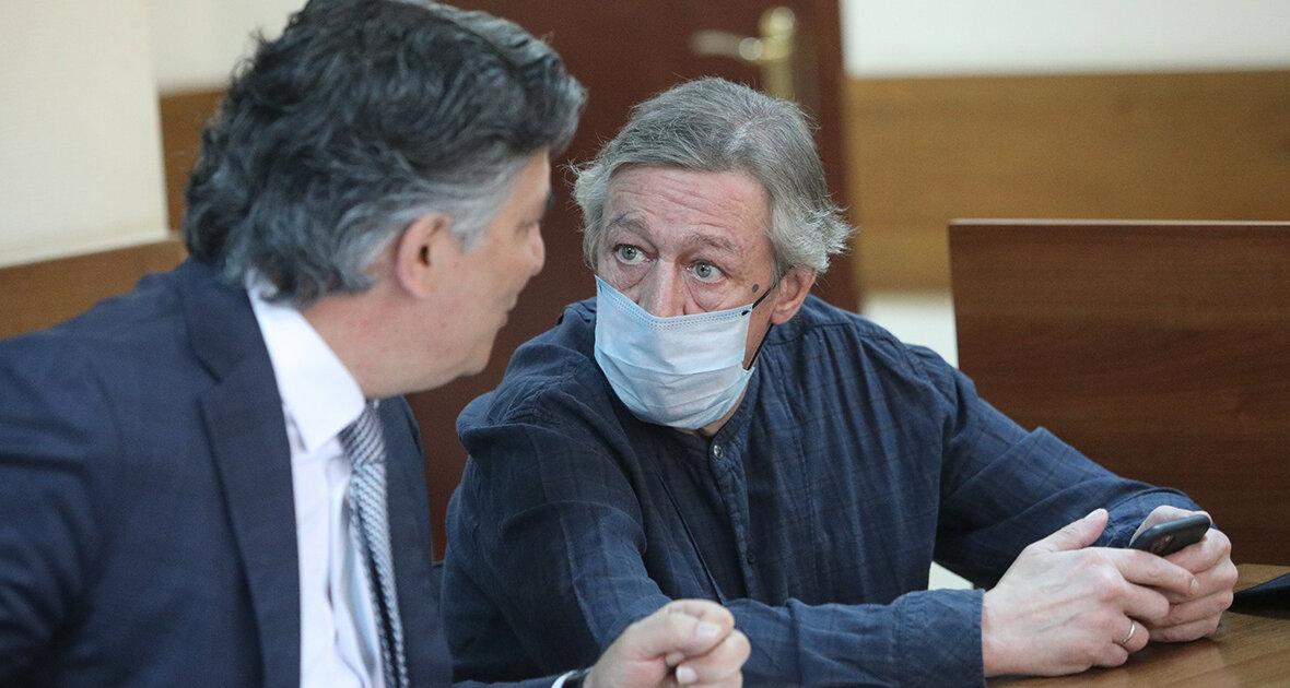 Вину не признал: Ефремов заявил, что не помнит, как сидел за рулем джипа