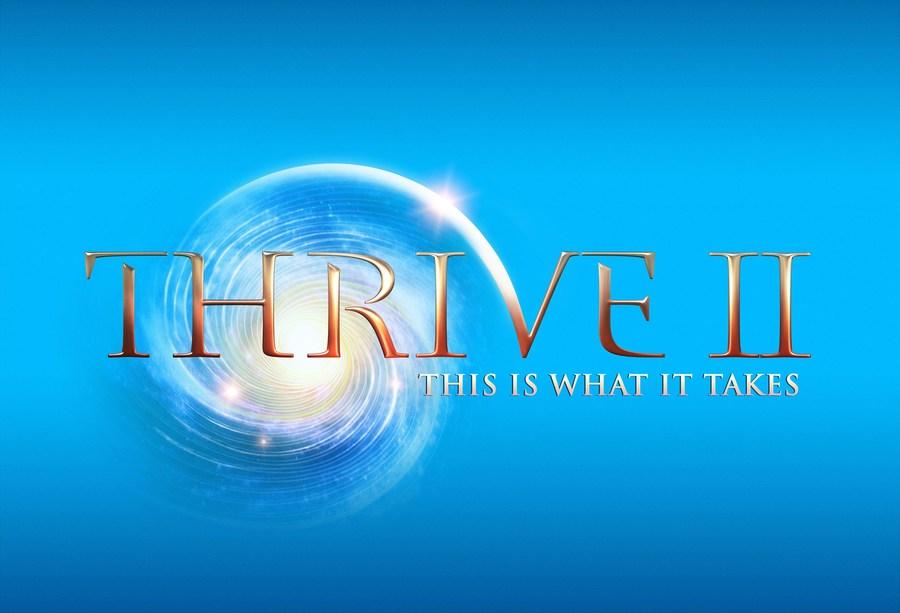 Трейлер сиквела THRIVE II: This Is What It Takes посмотрели свыше 90 млн человек
