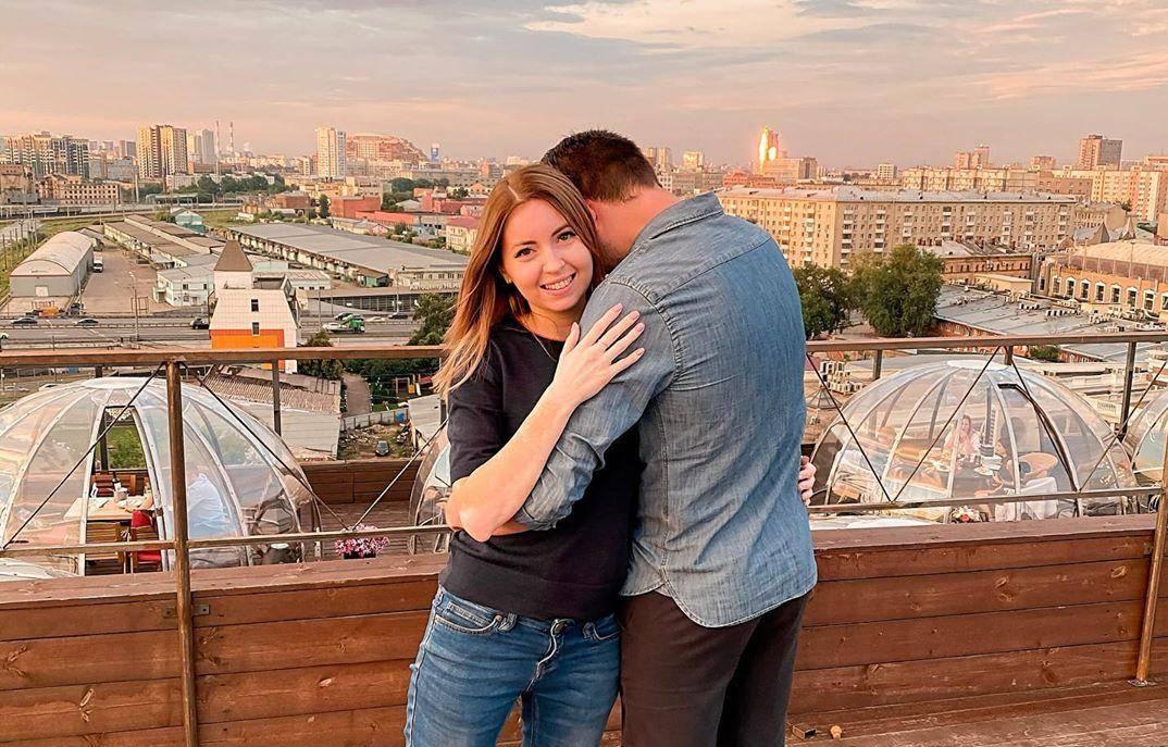 Блогер Катя Диденко собралась замуж спустя 5 месяцев после похорон мужа