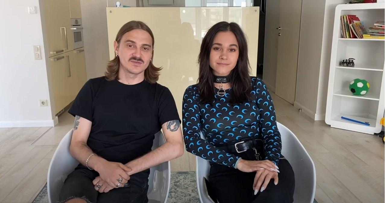 Татарка и Ильич из Little Big заявили о ежегодном праздновании своего развода