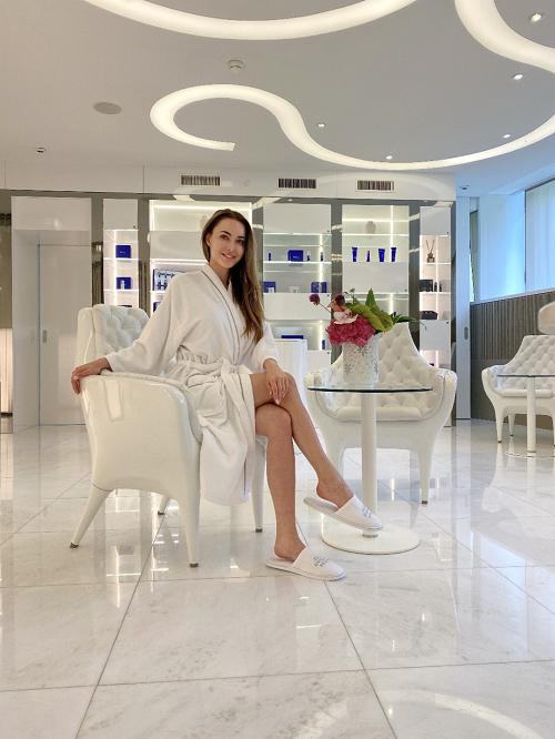 Ольга Рудыка стала бьюти-амбассадором швейцарской косметики