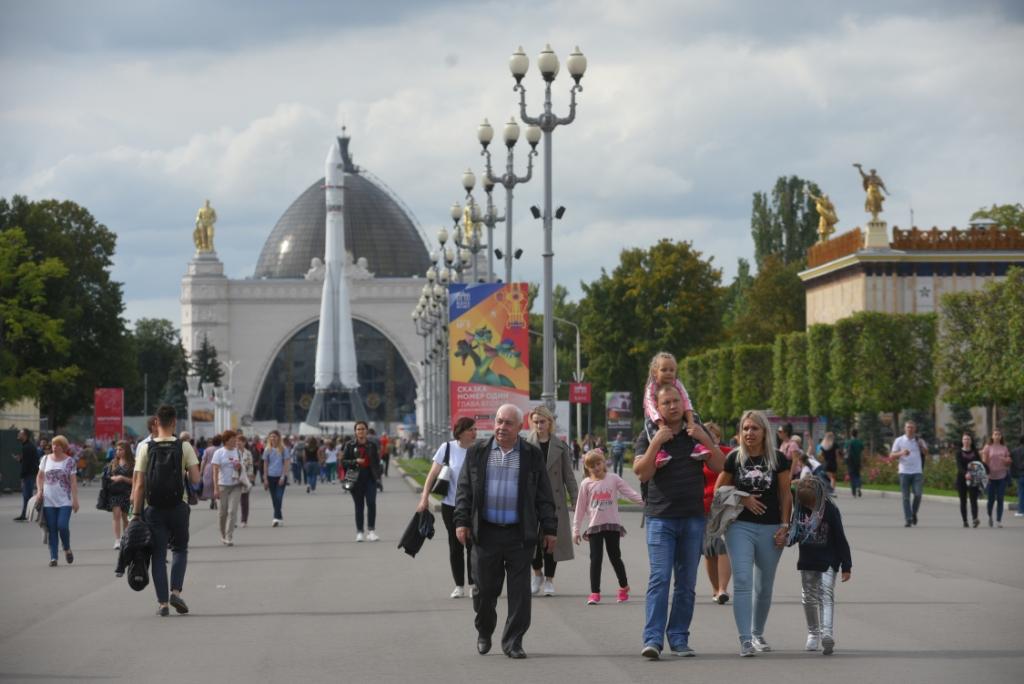 С помощь проекта «Активный гражданин» москвичи выберут самые интересные места на ВДНХ
