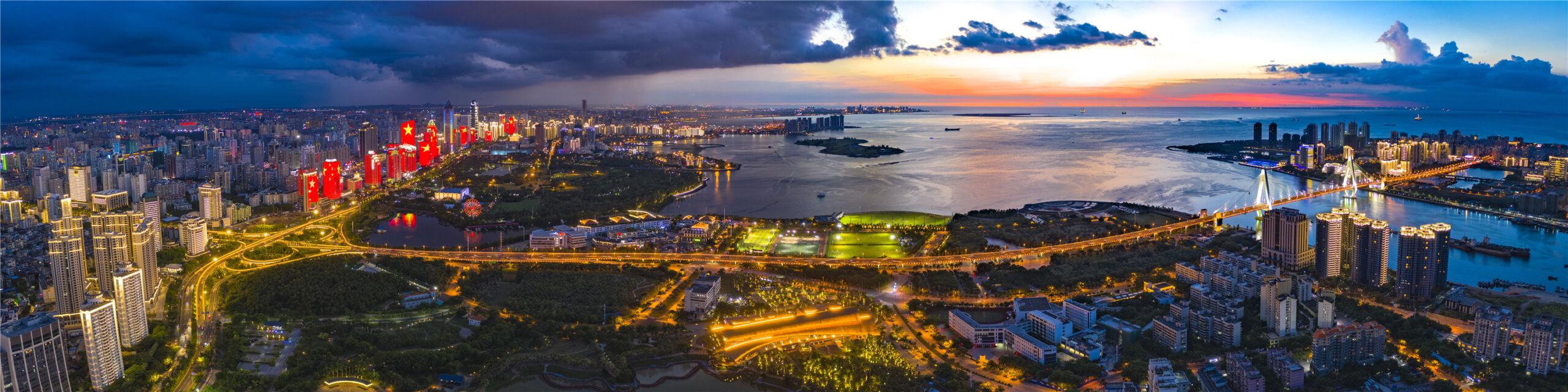 Хайкоу проводит ярмарочный фестиваль, желая стать «городом Нового года»