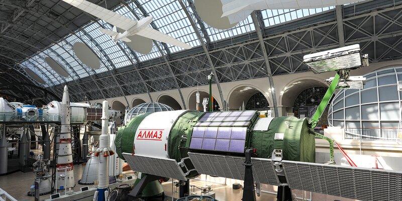 Наталья Сергунина пригласила присоединиться к программе ВДНХ, посвященной Году Космоса