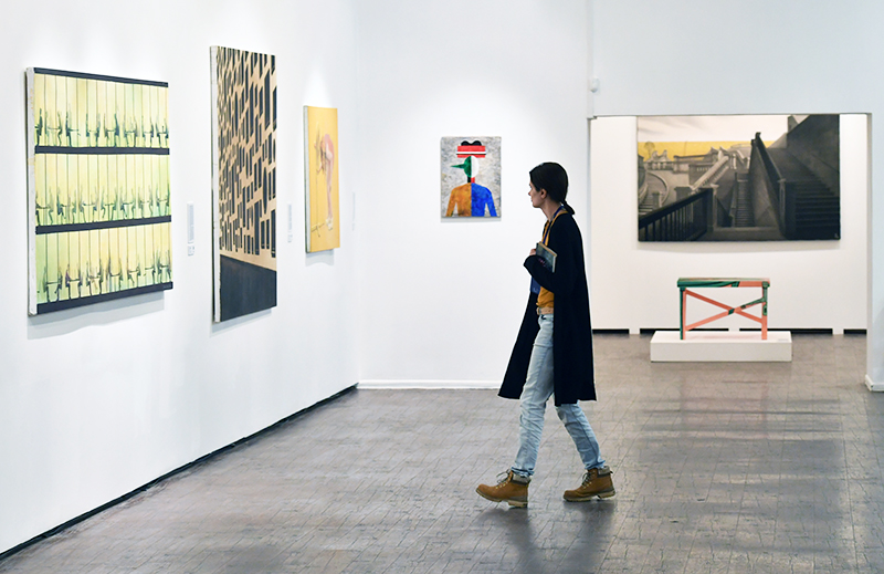 Наталья Сергунина: столичное Правительство и Ассоциация галерей договорились развивать московский арт-рынок