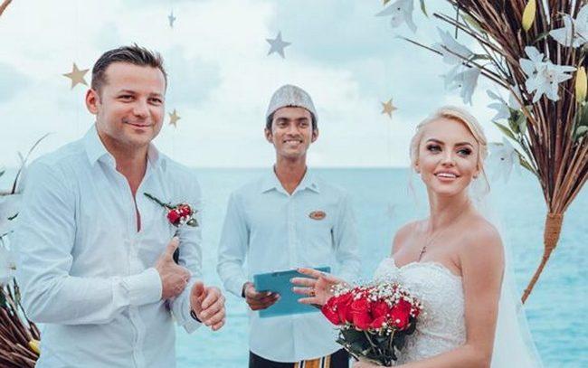 «Судимый жулик!»: Милана Тюльпанова бросила мужа после романтической свадьбы на Мальдивах