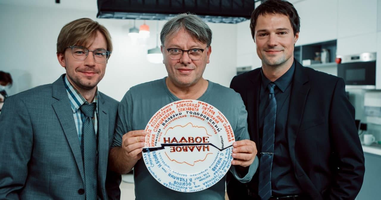 Петров и Козловский впервые сыграют в одном телесериале