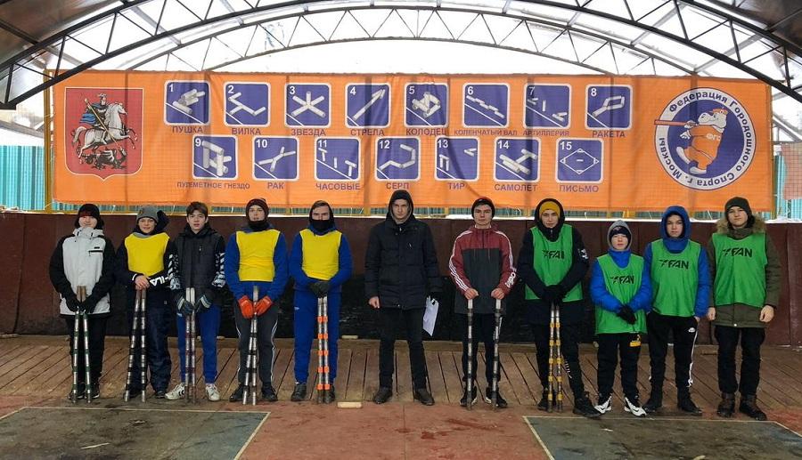 В Коломенском пройдет Открытый Кубок Москвы по игре в городки среди дошкольников