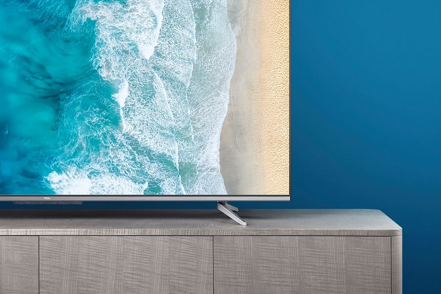 Россияне могут оценить возможности телевизоров TCL P725 с 4K-экраном и Android TV