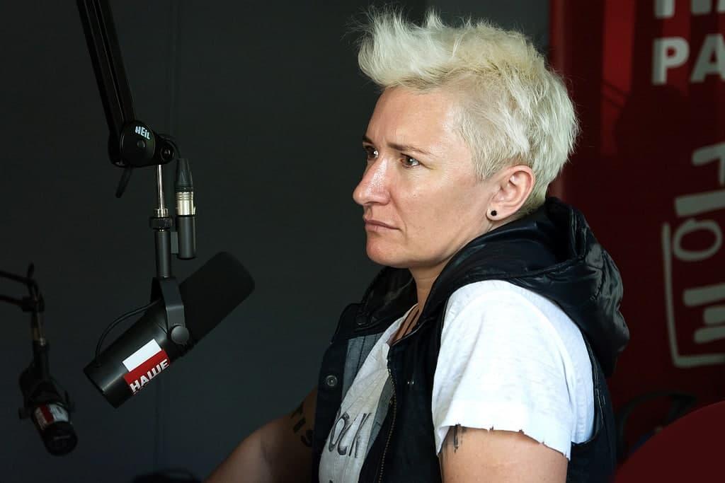 «Безвкусное болотце»: Диана Арбенина прокомментировала итоги Премии «Муз-ТВ»