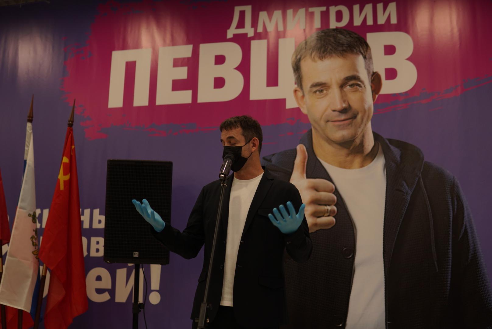 Дмитрий Певцов баллотируется в Госдуму как самовыдвиженец